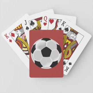 Soccer Football Futbol Ball Playing Cards