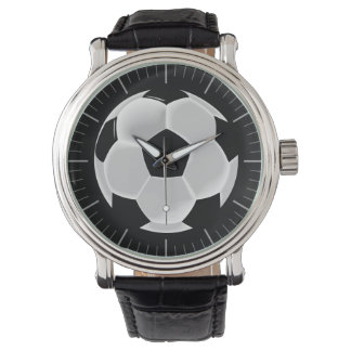 Soccer Football Futbol Ball Watch