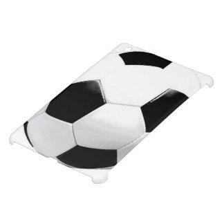 Soccer Football iPad mini case black and white