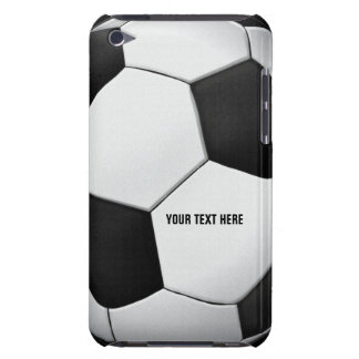 Soccer Football iPod Touch Barely There iPod Covers