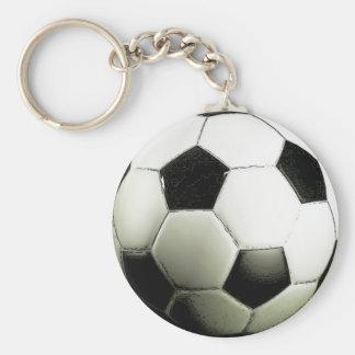 Soccer - Football Keychain