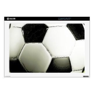 Soccer - Football Laptop Decals