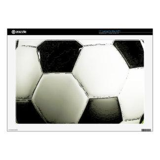 Soccer - Football Laptop Decals