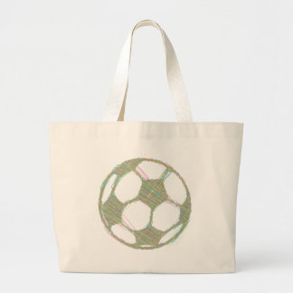 Soccer / Football Large Tote Bag