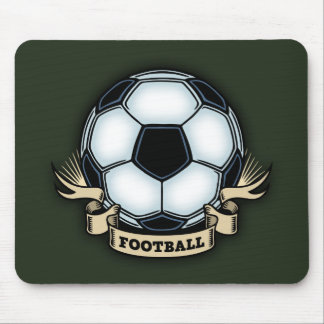 Soccer Football Mouse Pad