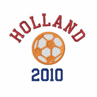 Soccer Football Netherlands Custom Date Embroidered Hoodies