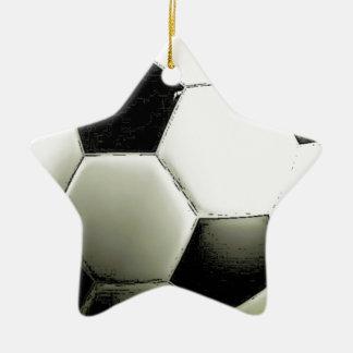 Soccer - Football Christmas Tree Ornaments
