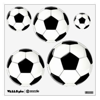 Soccer (Football) Player or Team Sports Wall Decor