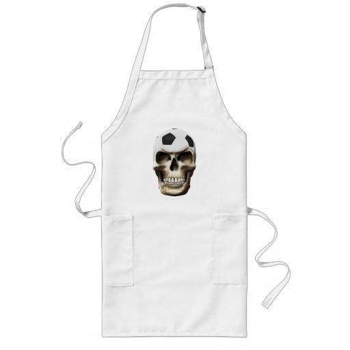 Soccer (Football) Skull Apron