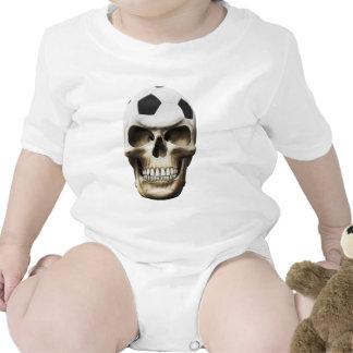 Soccer (Football) Skull Bodysuits
