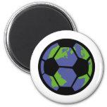 Soccer football World worldcup 2014 Magnet