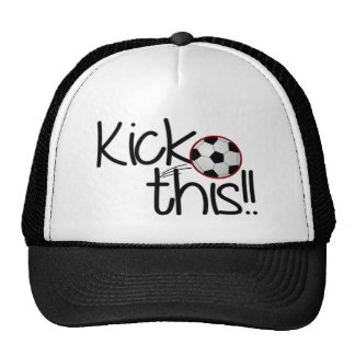 Soccer For Everyone Trucker Hat