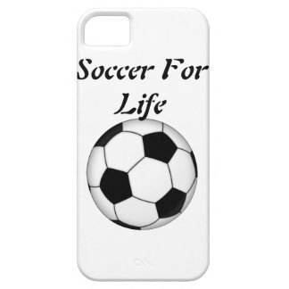Soccer For Life iPhone SE/5/5s Case