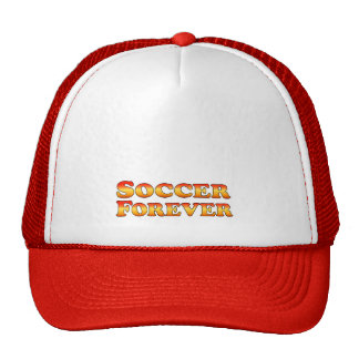Soccer Forever - Clothes Only Mesh Hat