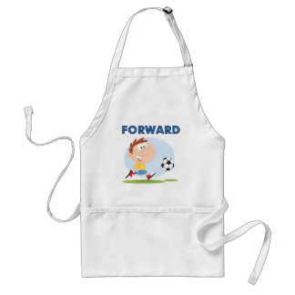 Soccer Forward T-shirts and Gifts Adult Apron