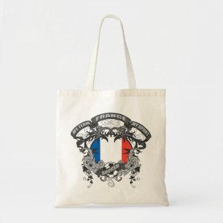 Soccer France Budget Tote Bag