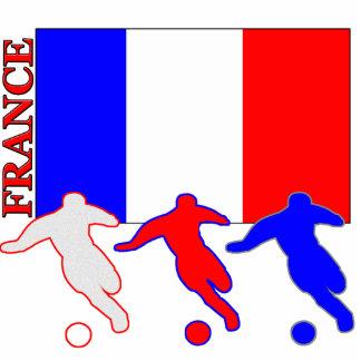 Soccer France Cutout
