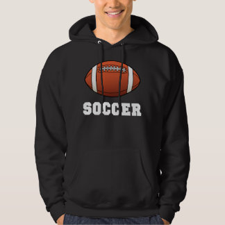 Soccer Futball Football Hooded Pullovers