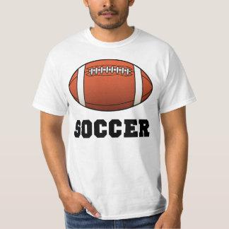 Soccer Futball Football T-Shirt