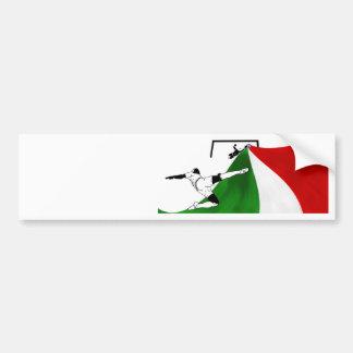 Soccer (Futbol) Bumper Sticker