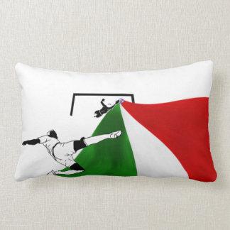 Soccer (Futbol) Throw Pillow