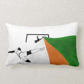 Soccer (Futbol) Throw Pillows