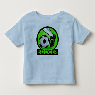 Soccer Game Design Toddler T-shirt
