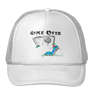 Soccer Game Over Tshirts and Gifts Trucker Hat