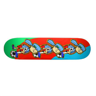 Soccer Game Skateboard