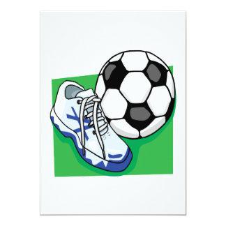 Soccer Gear Card