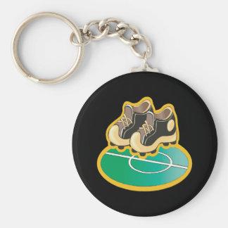 Soccer Gear Keychain