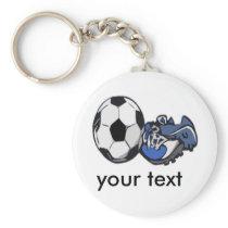 soccer gear -Keychain Keychain