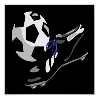 Soccer Gear Posters
