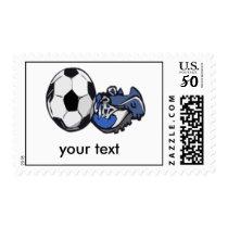 soccer-gear stamp
