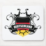 Soccer Germany football Mouse Pads