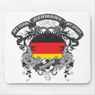 Soccer Germany Mouse Pad