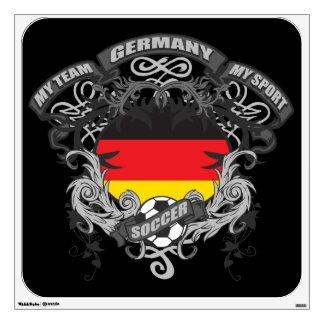 Soccer Germany Wall Decor