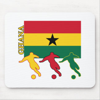 Soccer Ghana Mouse Pad