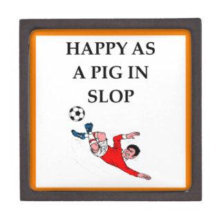 soccer gift box