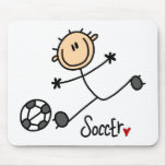 Soccer Gift Mouse Pad