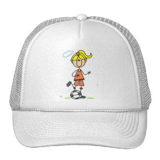 Soccer Girl Hat