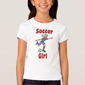 Soccer Girl Kid's T-shirt