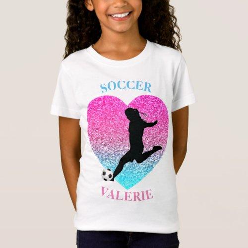 Soccer Girl T_Shirt