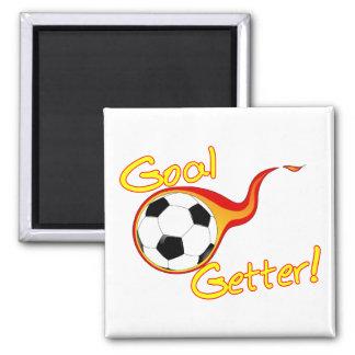 Soccer Goal Getter Magnet