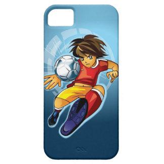 Soccer Goal iPhone 5 Case