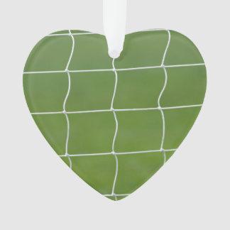 Soccer Goal Net Ornament