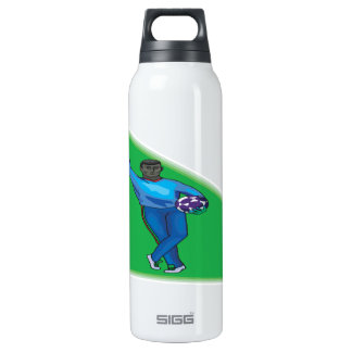 Soccer Goalie 16 Oz Insulated SIGG Thermos Water Bottle