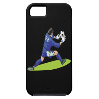 Soccer Goalie iPhone SE/5/5s Case