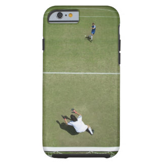 Soccer goalie missing soccer ball 2 tough iPhone 6 case