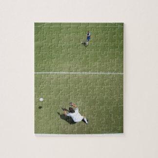 Soccer goalie missing soccer ball 2 puzzle